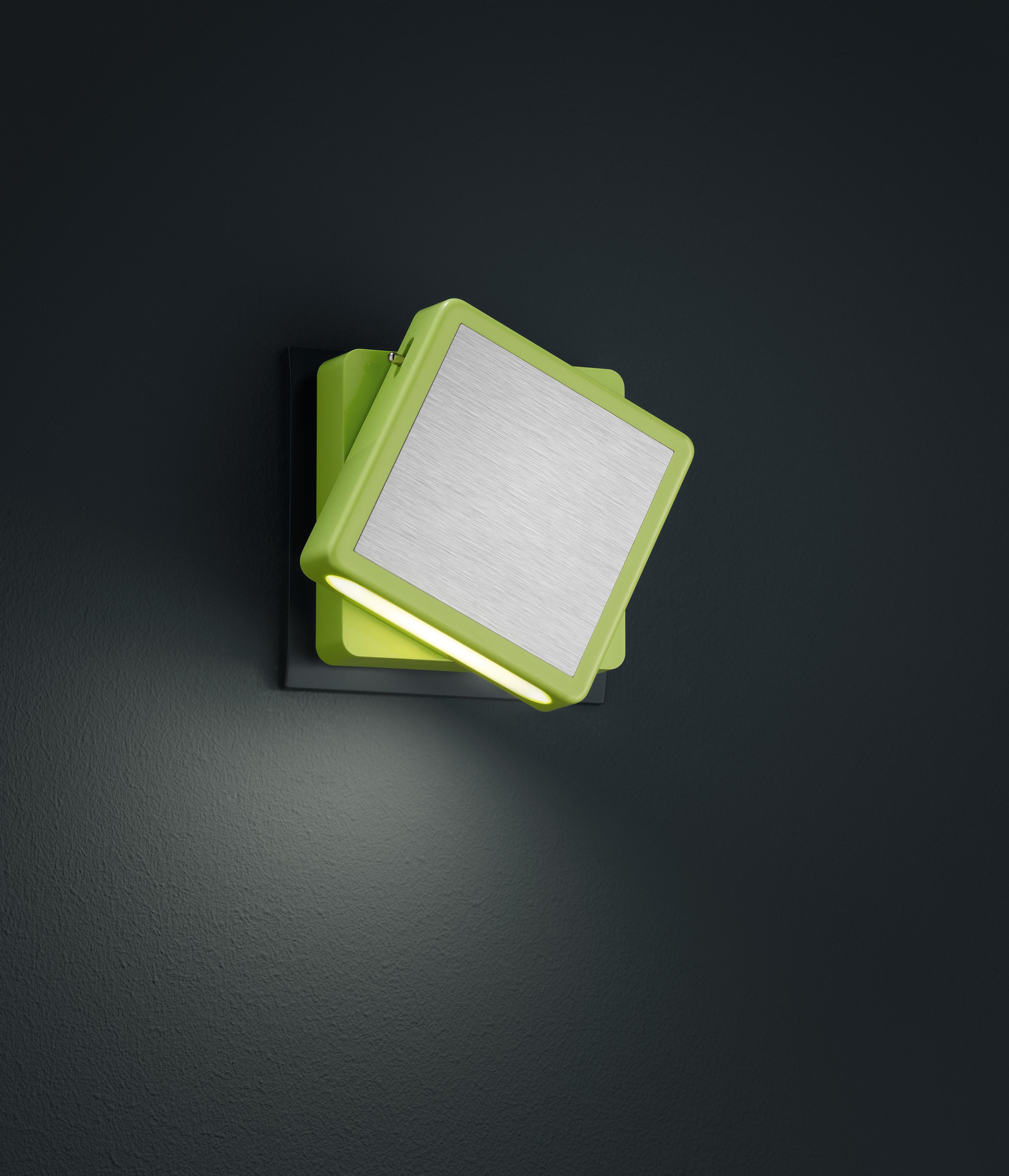 trio leuchten led nachtlicht foxi stecker spot silbergrau 25787 beleuchtung. Black Bedroom Furniture Sets. Home Design Ideas