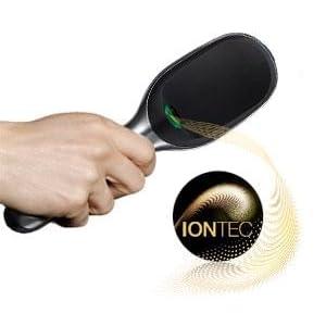 IONTEC-Ionen-Ausstoß