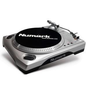 Numark TTUSB Professioneller Plattenspieler mit integriertem USB Audio  Interface für Mac/PC