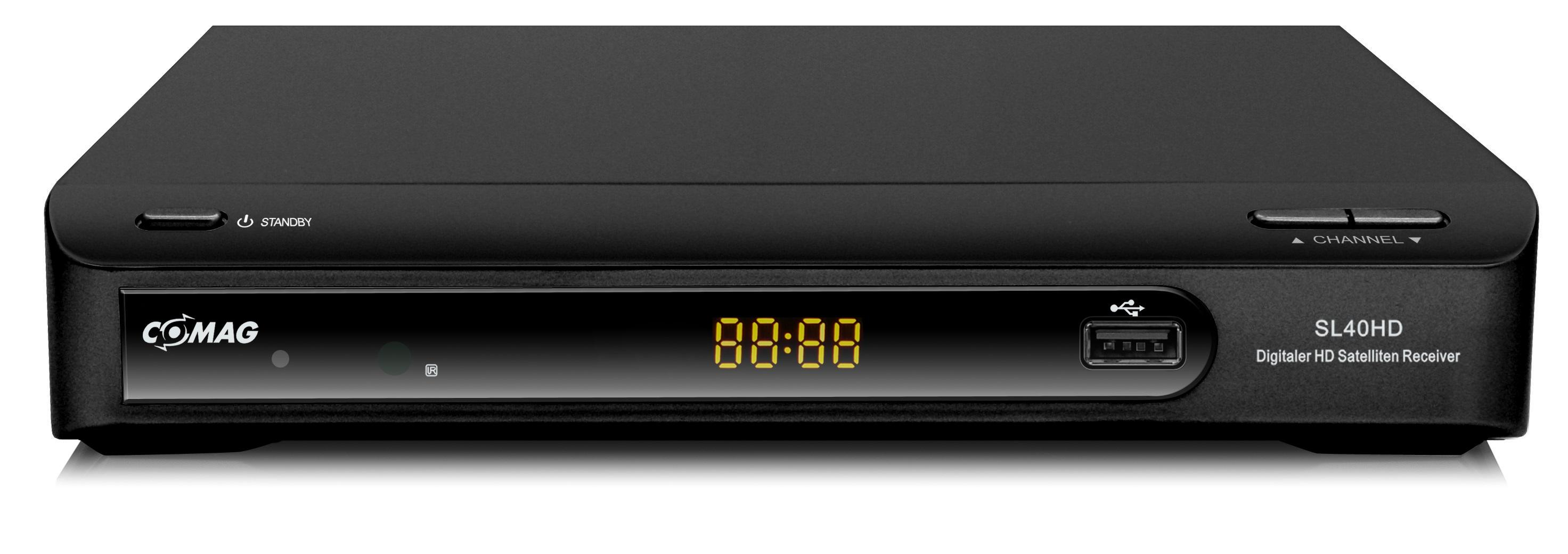 comag sl40 hd satelliten receiver pvr ready dvb s2. Black Bedroom Furniture Sets. Home Design Ideas