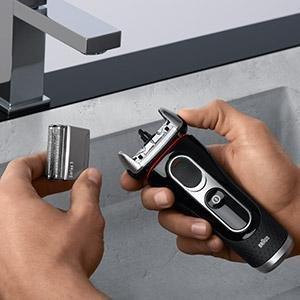 Lưỡi dao thay thế Braun Razor 52 S Silver