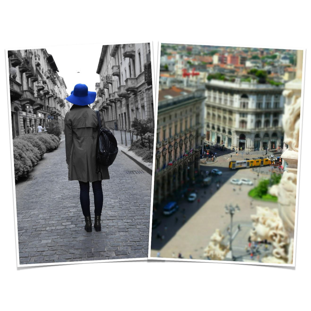 Kreative Effekt-Modi und Bildbearbeitung