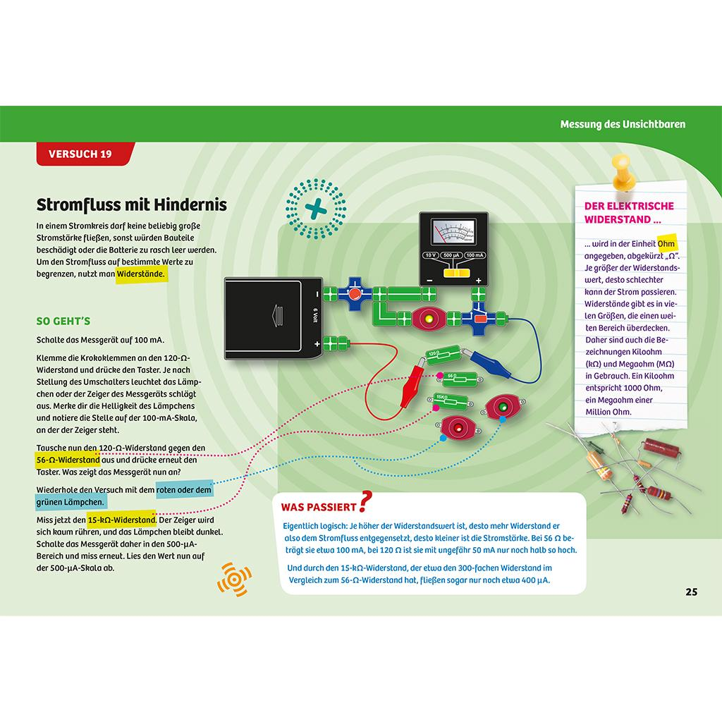 Kosmos 620813 - Elektro Profi: Amazon.de: Spielzeug
