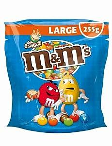 Mars, M&M's, Crispy, Süßigkeit, Schokolade