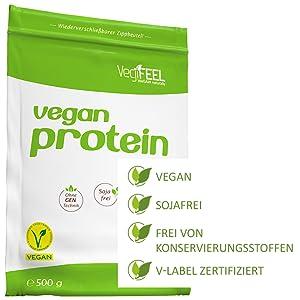 VegiFEEL Vegan Protein
