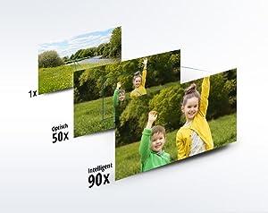 Intelligenter 90fach-Zoom / Optischer 50fach-Zoom