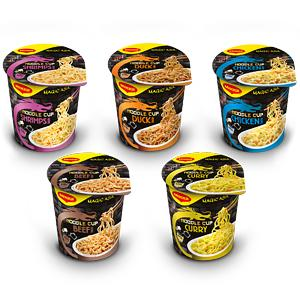 Asia Noodle Cups von MAGGI
