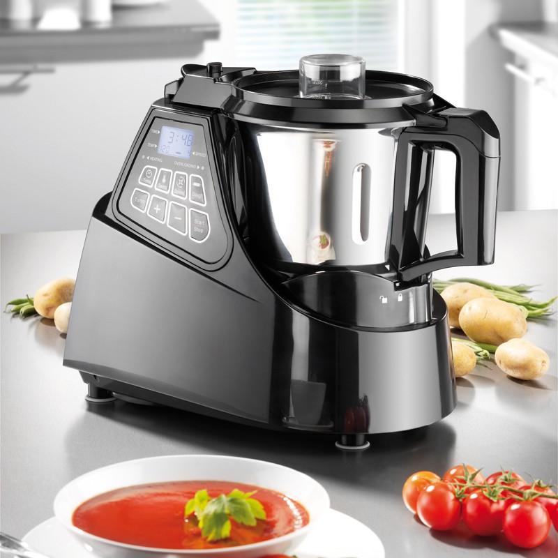 Amazon.de: Gourmet MAXX Küchenmaschine Mix&More Thermo Kochen Mixer ...