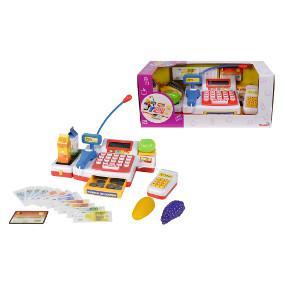 Supermarktkasse mit Scanner Kinderspiel Simba 104525700 Kaufläden & Zubehör