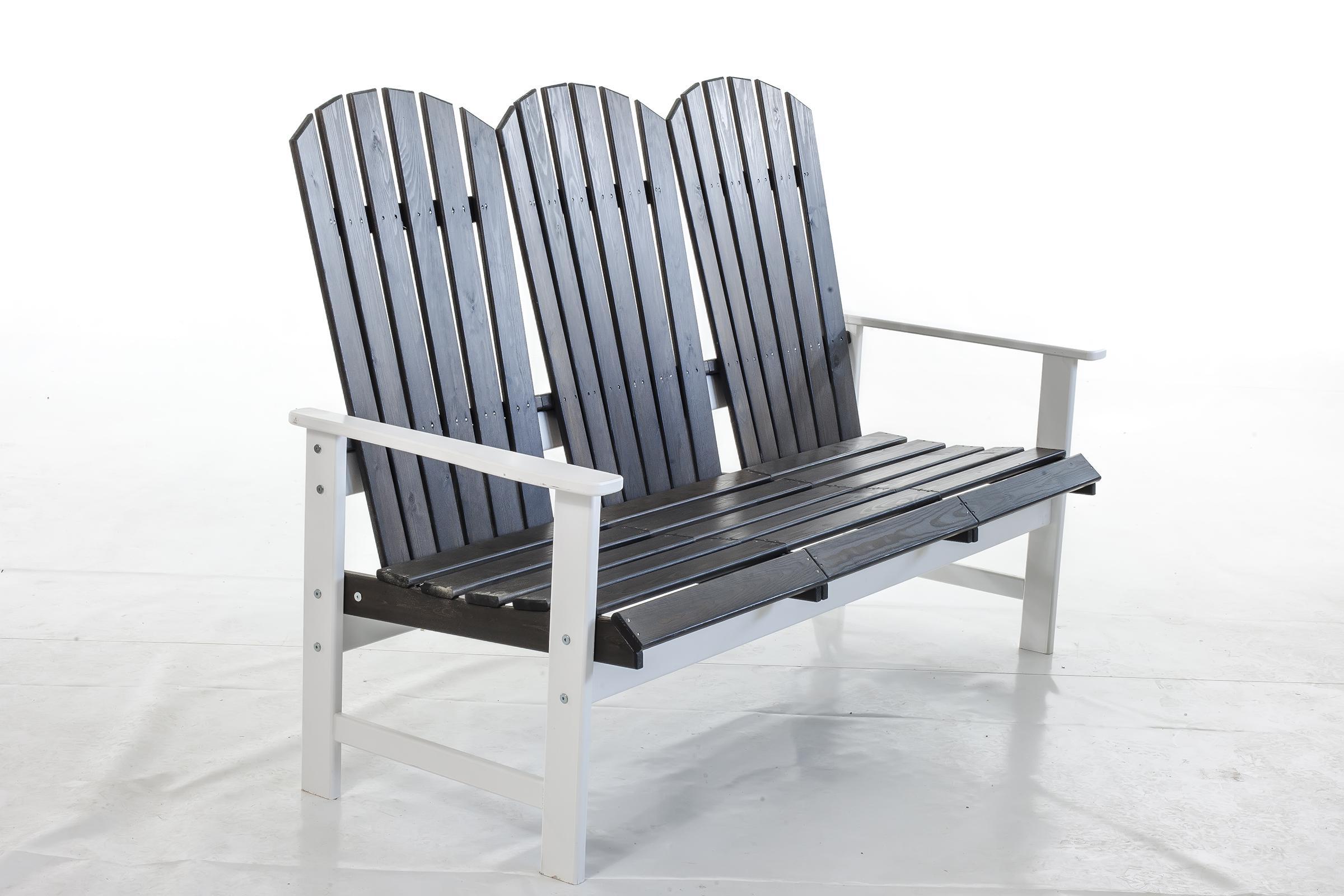 Inspirierend Gartenbank Grau Holz Schema