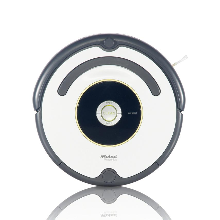 irobot roomba 620 staubsaug roboter k che haushalt. Black Bedroom Furniture Sets. Home Design Ideas