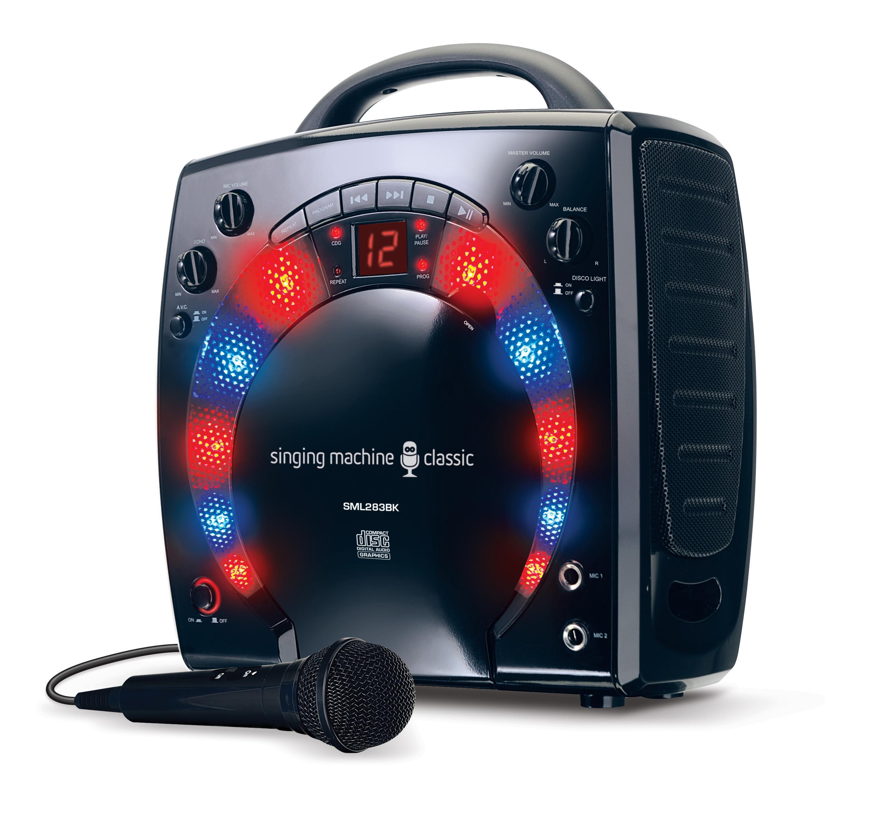 singing machine karaoke cds