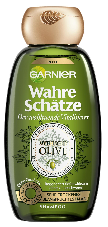 garnier wahre schà tze shampoo 1er pack 1 x 250 ml