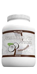 Premium Pro Protein Cocos