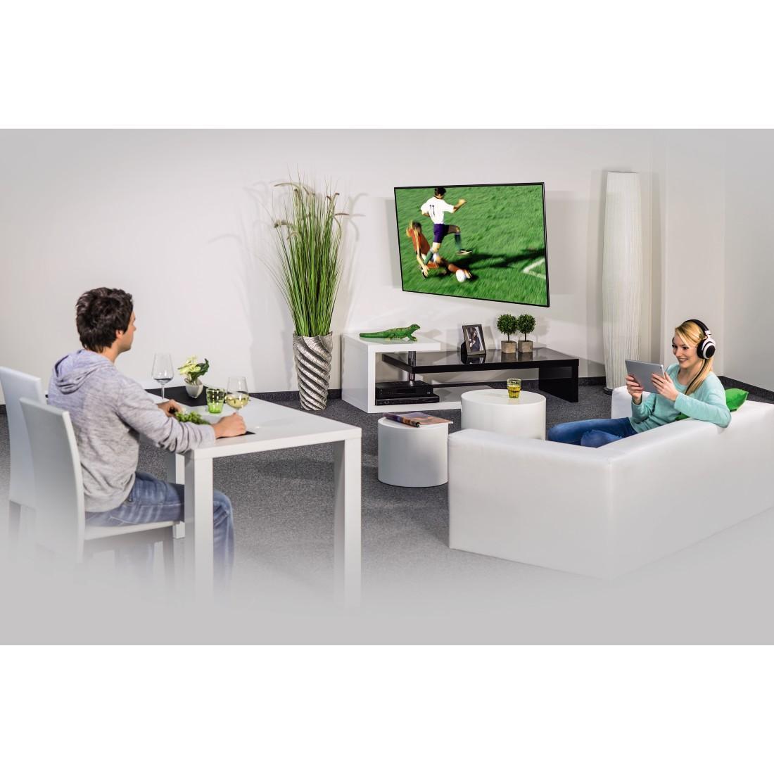 "Hama TV-Wandhalterung ""Ultraslim"", VESA 200x200, neigbar"