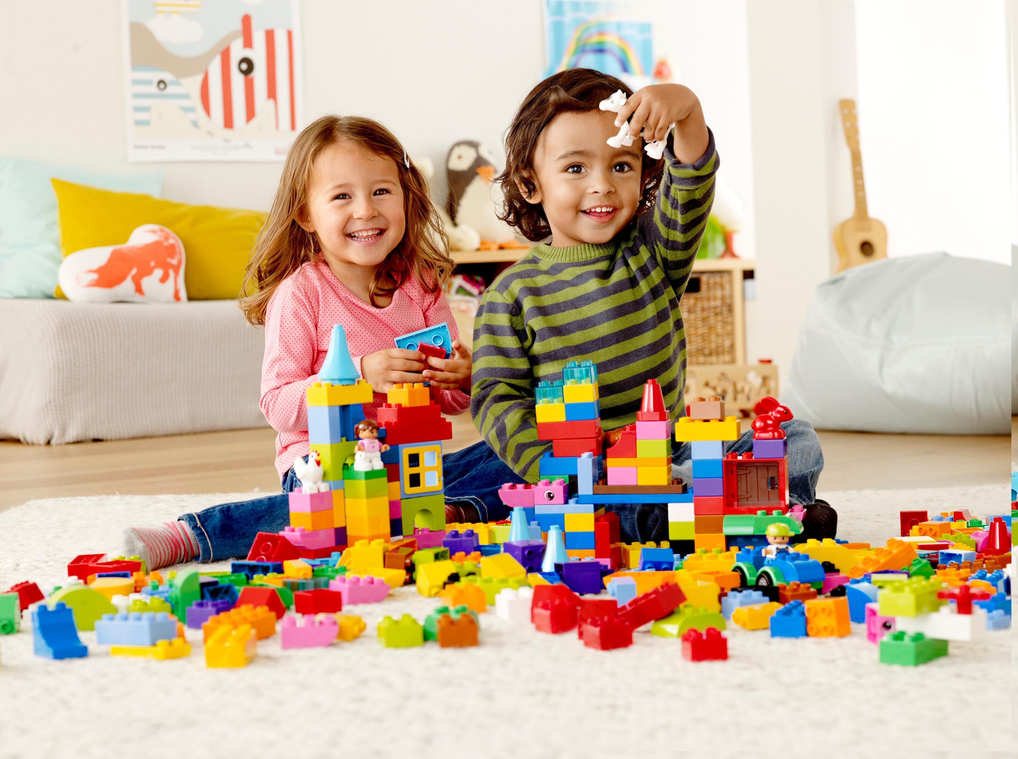 LEGO Duplo 10584 - Wildpark: Amazon.de: Spielzeug