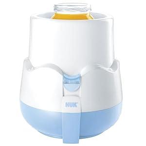NUK Thermo Rapid, zur schnellen und schonenden Erwärmung, für alle gängigen Flaschen und Gläschen