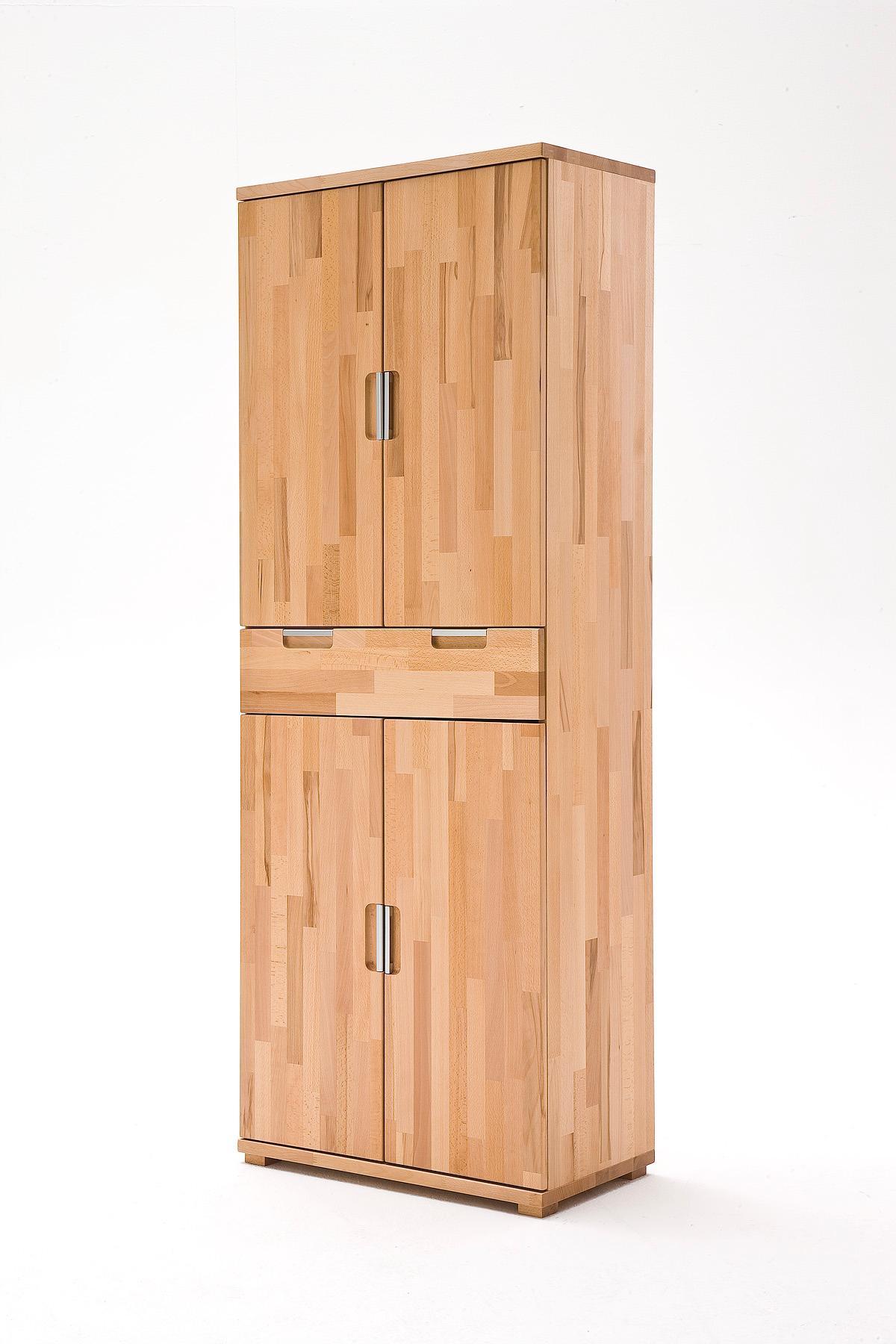 Büroschrank holz  Robas Lund 47303KB1 Büroschrank, Holz, braun, 90 x 40 x 19 cm ...