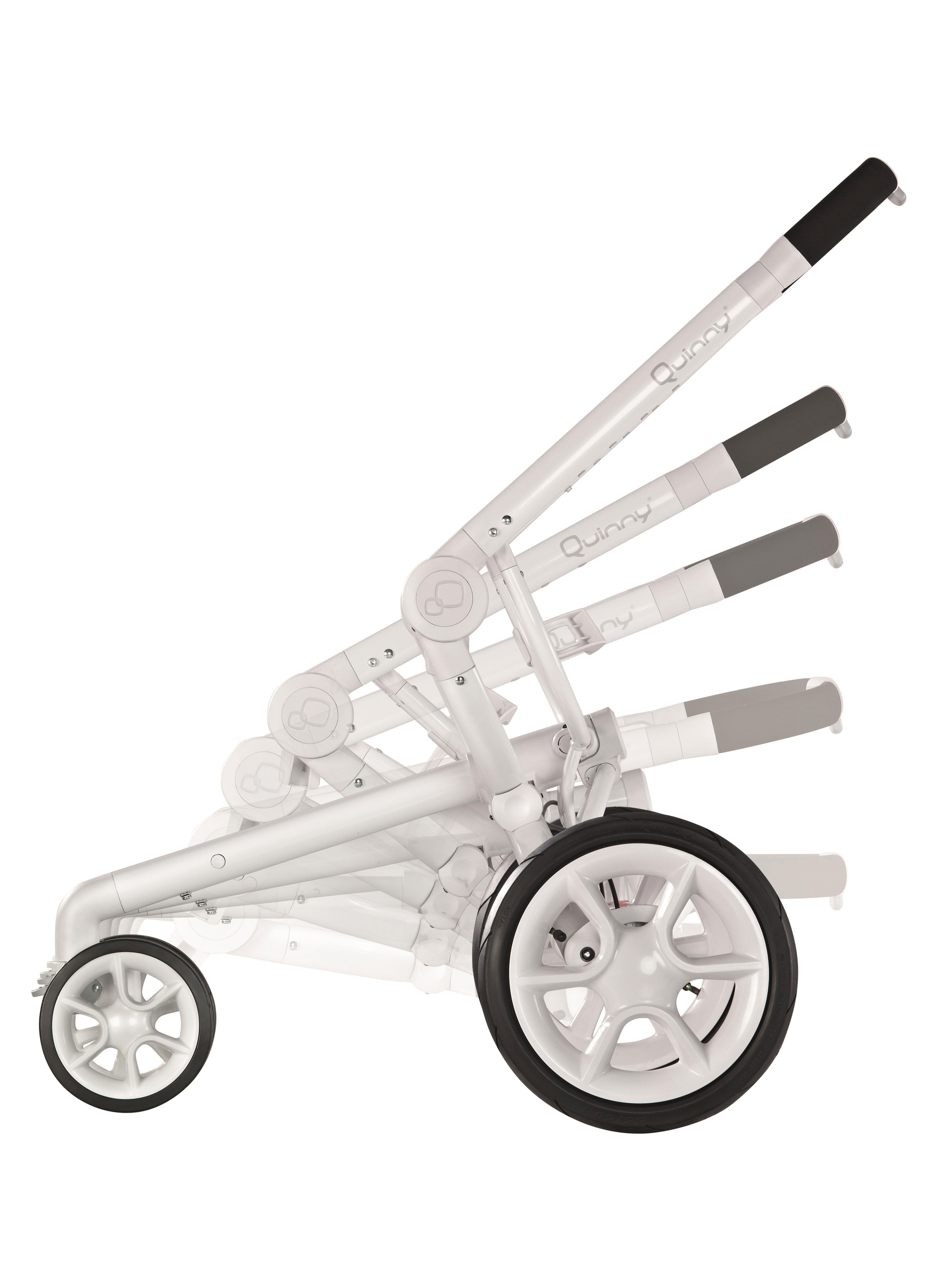 quinny moodd kinderwagen mit automatischer aufklappfunktion ruheposition in beide. Black Bedroom Furniture Sets. Home Design Ideas