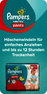Pampers Baby-Dry Pants