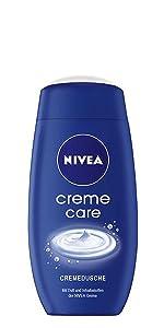 NIVEA Cremedusche Creme Care (Duschgel)
