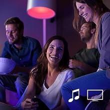 Philips Hue LED Lampe E27 Starter Set 2. Generation inkl