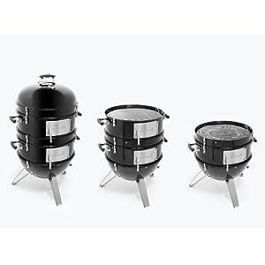 Barbecook Räucherofen Smoker für kalt und heiß räuchern