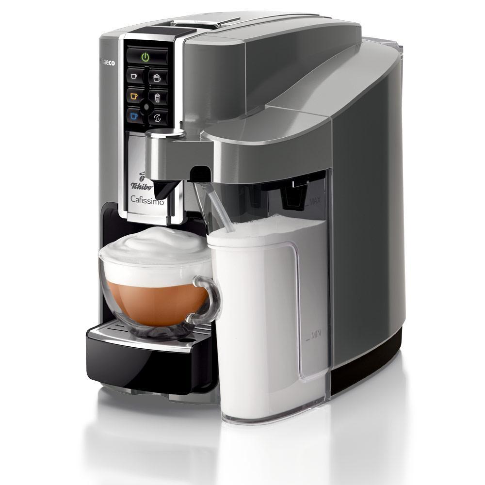 Amazonde tchibo saeco cafissimo latte kapselmaschine 0 for Tchibo vollautomat