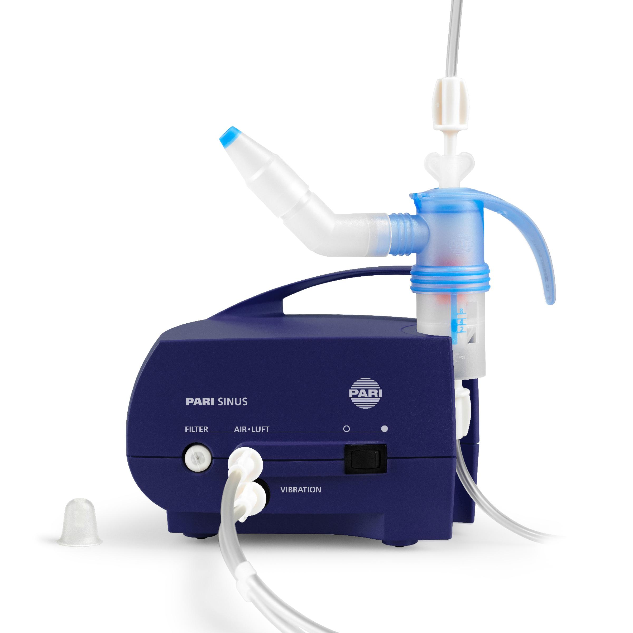 Pari Sinus Pulsierendes Aerosol Inhalationsgerät für die