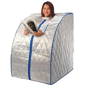 Mobile Sauna für Zuhause