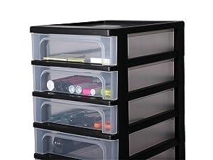iris 144002 a 4 schubladen ohne rollen 8 schubladenbox mit 8 sch be och 2080 k che. Black Bedroom Furniture Sets. Home Design Ideas