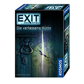 Produktabbildung EXIT-Die verlassene Hütte