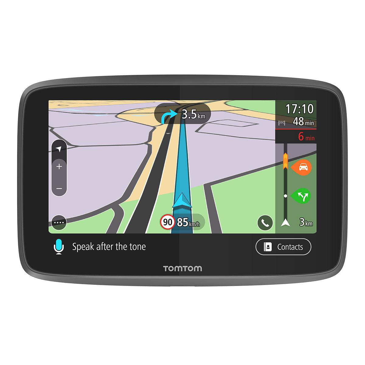 tomtom go 5200 navigationsger t 12 7 cm 5 zoll updates. Black Bedroom Furniture Sets. Home Design Ideas