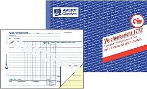 Bauformulare, Handwerksformulare von Avery Zweckform