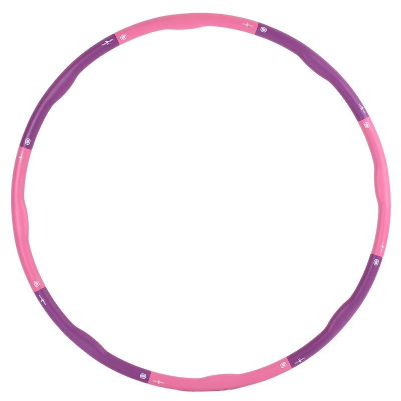 hoopomania light hoop hula hoop mit schaumstoff 1 2kg. Black Bedroom Furniture Sets. Home Design Ideas