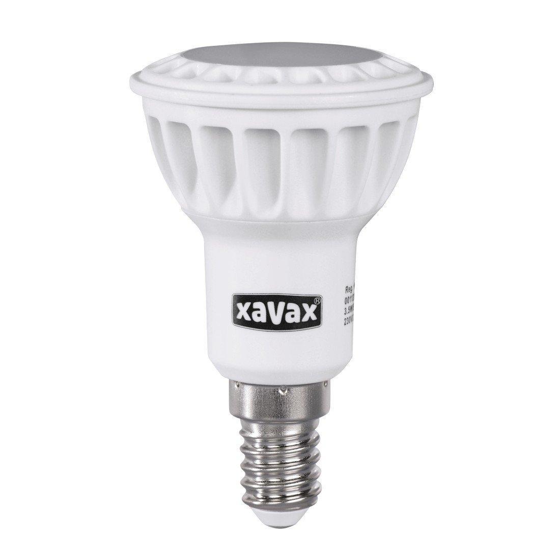 Xavax LED-Lampe E14, 3.5 W (ersetzt 25W), 200 lm, Reflektorlampe ...