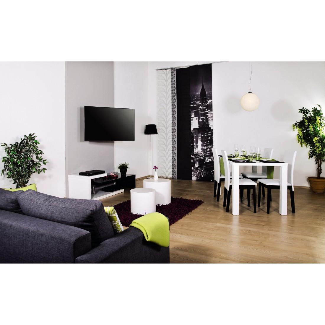 hama tv wandhalterung f r gro e fernseher bis 90 zoll 119. Black Bedroom Furniture Sets. Home Design Ideas