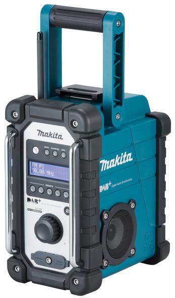 Makita Akku-Baustellenradio, DMR110: Amazon.de: Baumarkt
