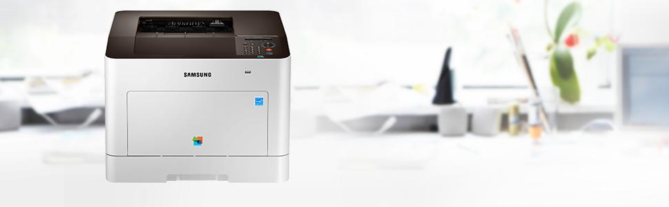 Samsung ProXpress SL-C3010ND/SEE Farblaser-Drucker: Amazon.de ...