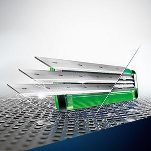Gillette MACH3 Sensitive Power Klingen