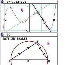 Geometrie-Anwendung