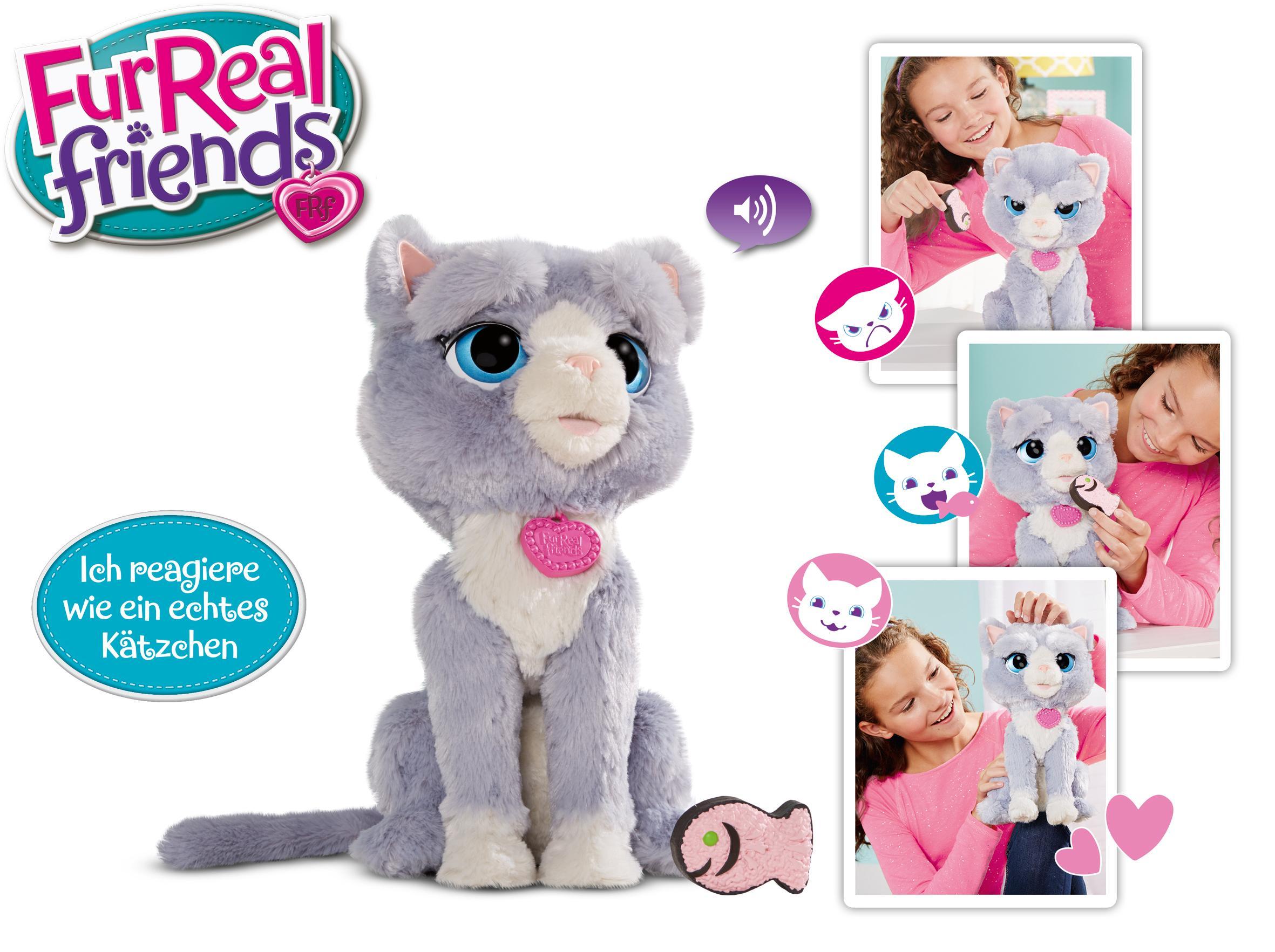 Alle Artikel in Elektrisches Spielzeug Hasbro B5936 Katze Bootsie FurReal günstig kaufen