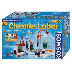 Produktabbildung Chemielabor C3000