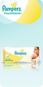 New Baby Sensitive Feuchttücher