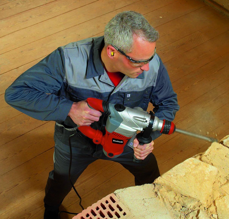 einhell bohrhammer set rt rh 32 1250 w 3 5 j. Black Bedroom Furniture Sets. Home Design Ideas