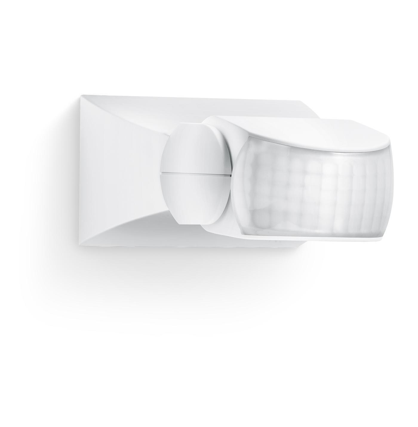steinel bewegungsmelder is 1 wei f r den au enbereich 120 passiv infrarot bewegungssensor mit. Black Bedroom Furniture Sets. Home Design Ideas