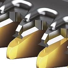 X-taper Blade Schermesser für präzise Schnitte