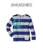 Sweatshirts Jungen