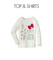 Tops & Shirts M�dchen