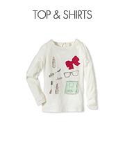Tops & Shirts M�dchen